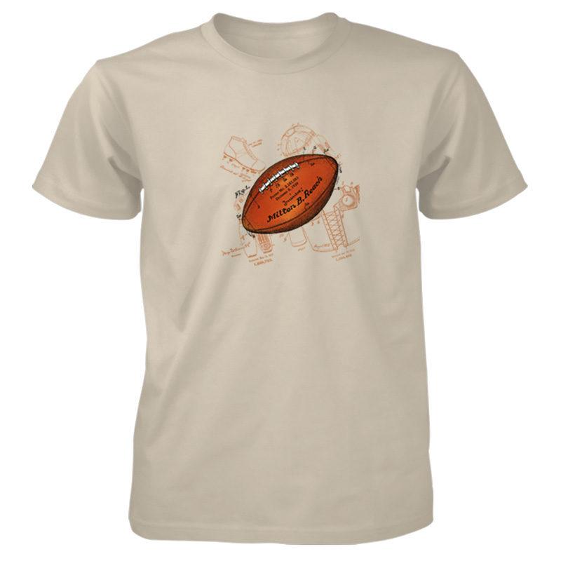 Football Solo T-Shirt SAND