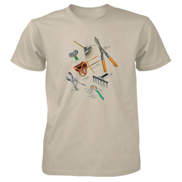 Garden Tools MS-Color T-Shirt SAND