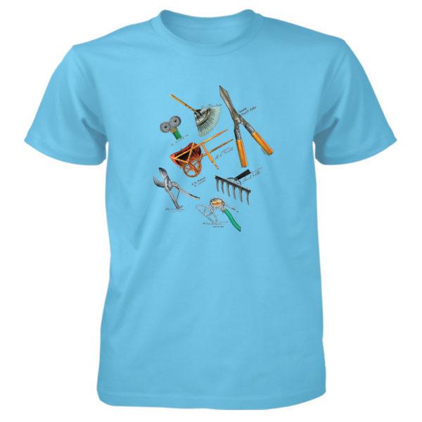 Garden Tools MS-Color T-Shirt SKY