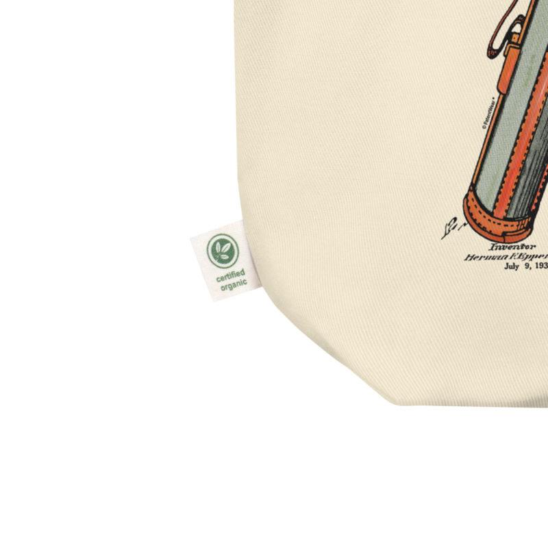 Golf MS-Color Tote Bag detail