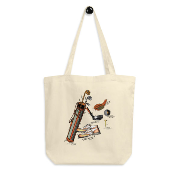 Golf MS-Color Tote Bag FRONT