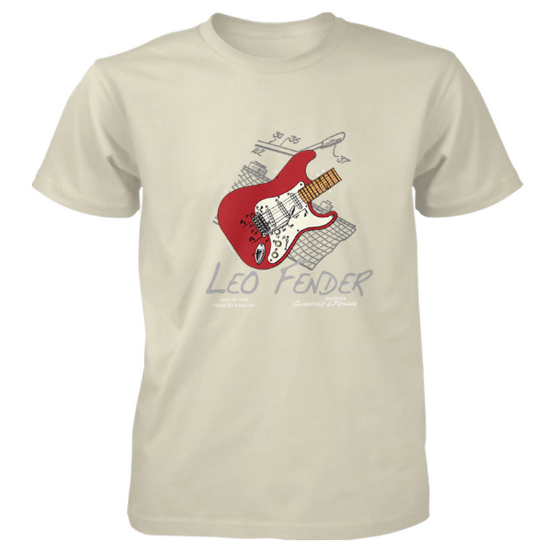 Guitar Solo T-Shirt NATURAL
