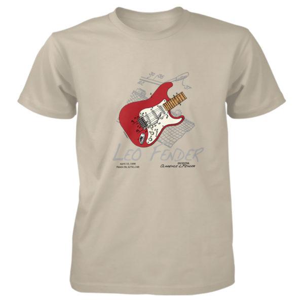 Guitar Solo T-Shirt SAND