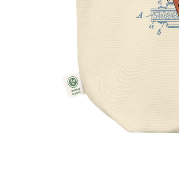 Harmonica Tote Bag detail