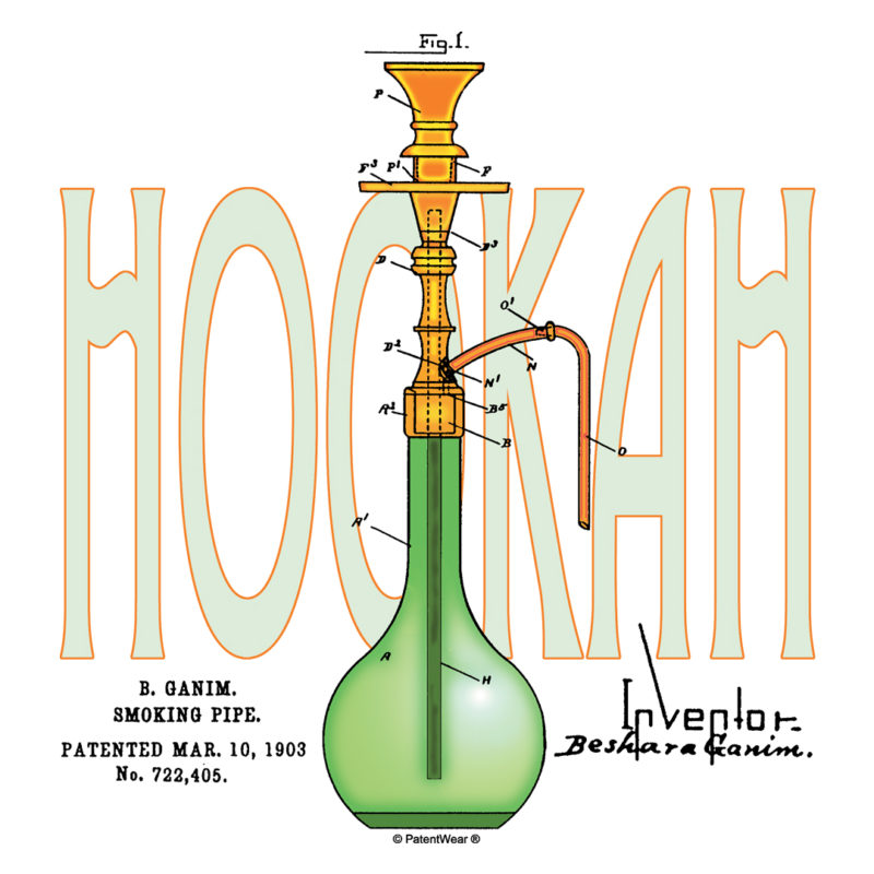 Hookah Design