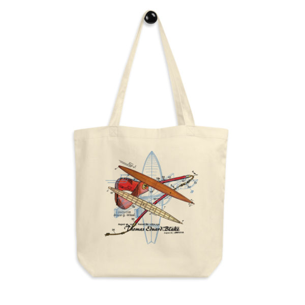 Blake Paddle Board Tote Bag