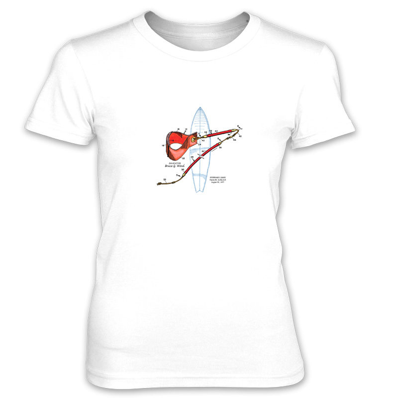 Leash Women's T-Shirt WHITE