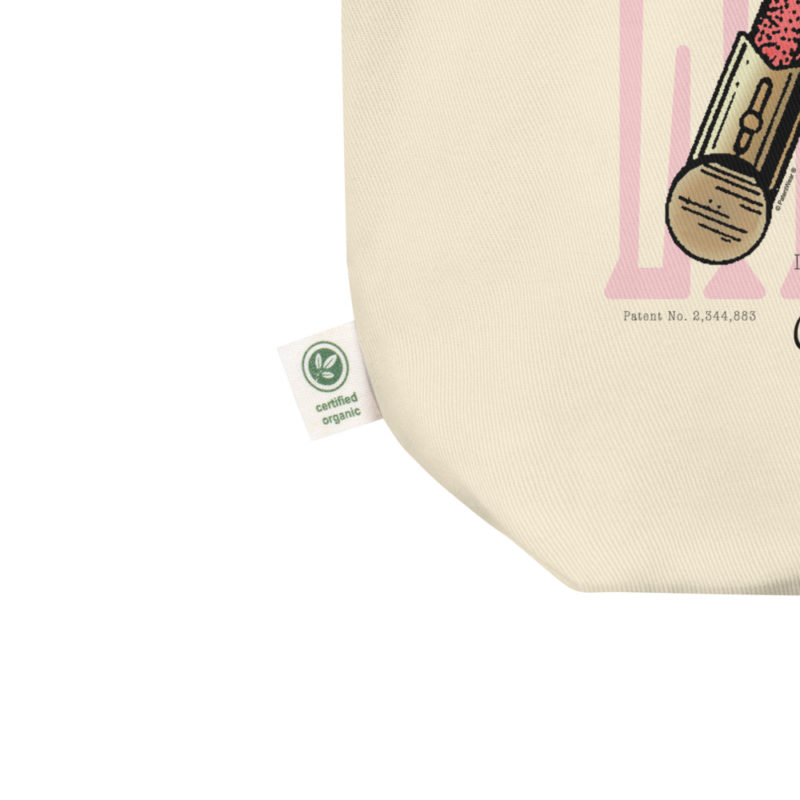 Lipstick Tote Bag detail