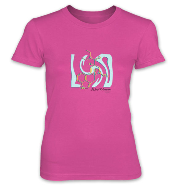LSD Women's T-Shirt HOT PINK