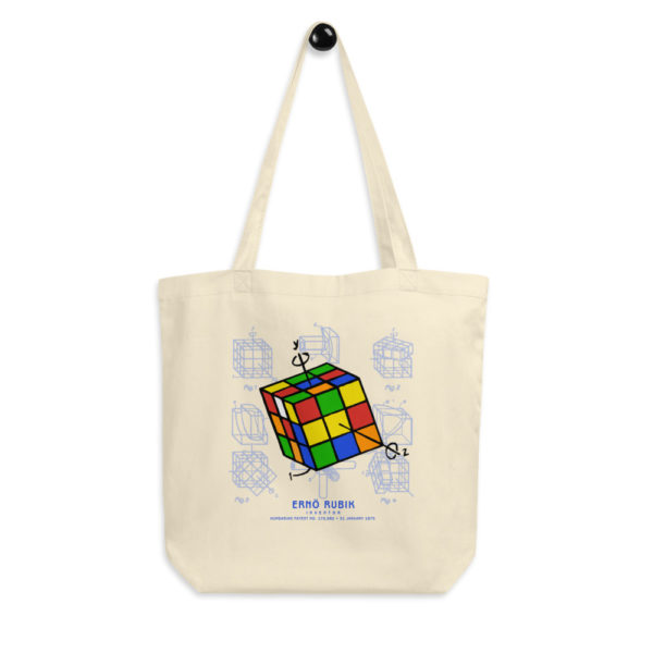 Magic Cube Tote FRONT