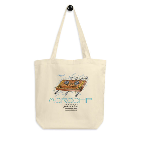 Microchip Tote Bag FRONT