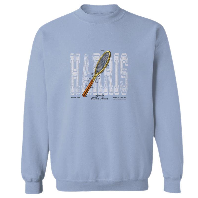 Tennis-Harris Crewneck Sweatshirt LIGHT BLUE
