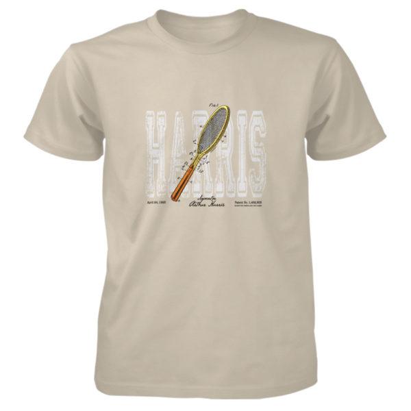 Tennis-Harris T-Shirt SAND