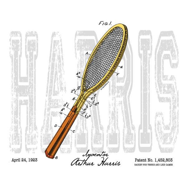 Tennis-Harris Design
