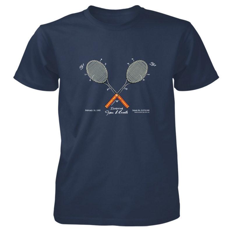 Tennis-Lacoste T-Shirt NAVY