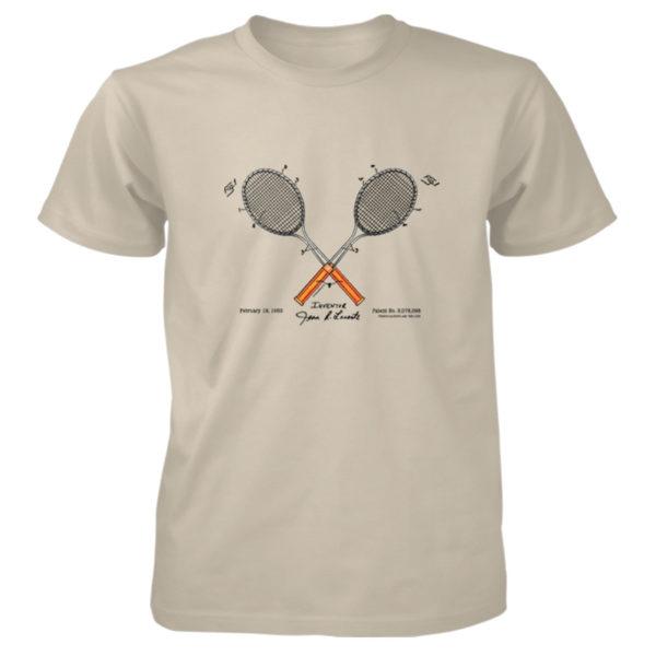 Tennis-Lacoste T-Shirt SAND