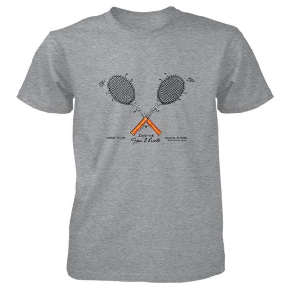Tennis-Lacoste T-Shirt SPORT GREY