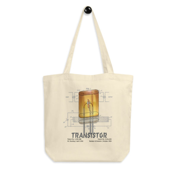 Transistor Tote Bag FRONT