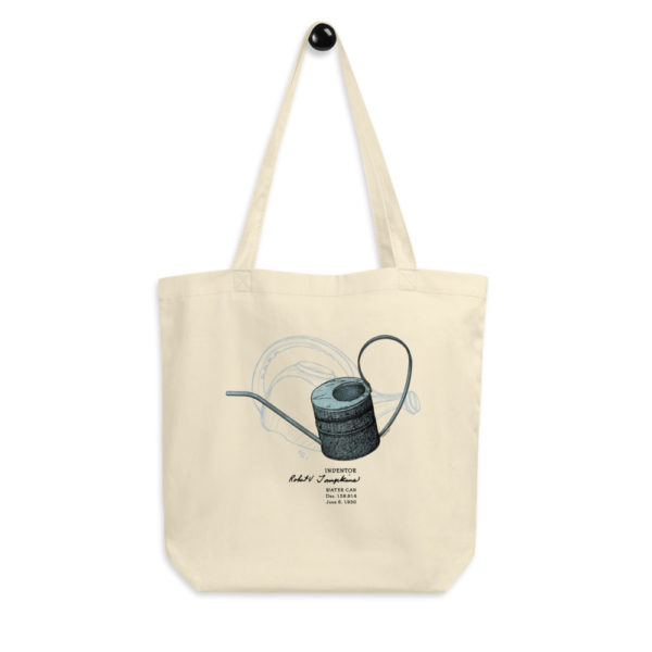 Water Can Tote Bag FRONT
