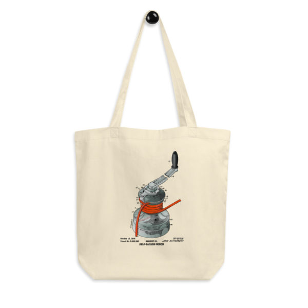 Winch Tote Bag FRONT