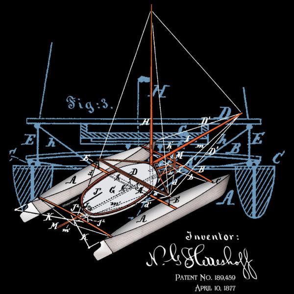 Herreshoff Catamaran