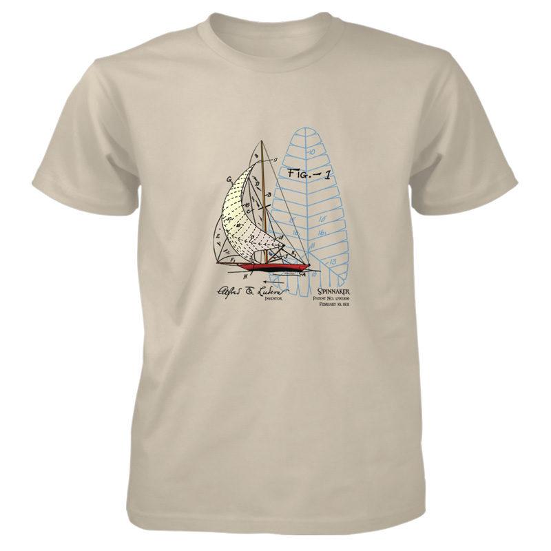 Spinnaker T-Shirt SAND