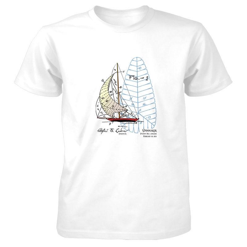 Spinnaker T-Shirt WHITE