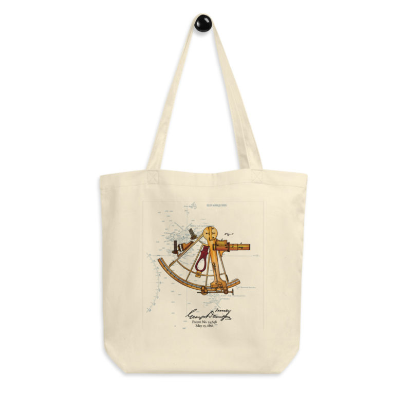 Sextant Tote Bag FRONT