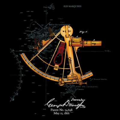 Sextant Design on Darks
