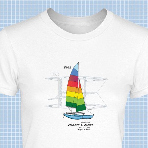 Sailing T-Shirts   Women