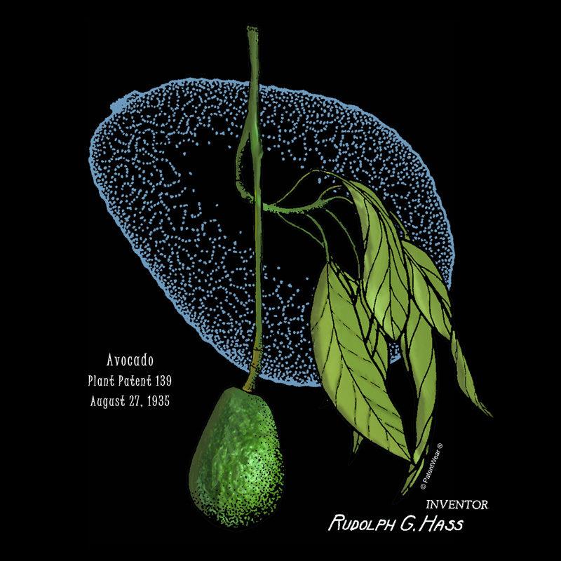 Avocado Design on Darks