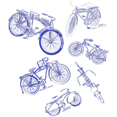 Bicycles MS-Lineart Design