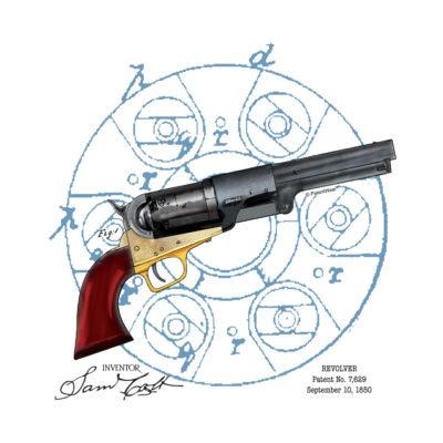 Colt Revolver Design