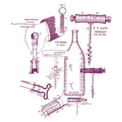 Corkscrew MS-Lineart Design