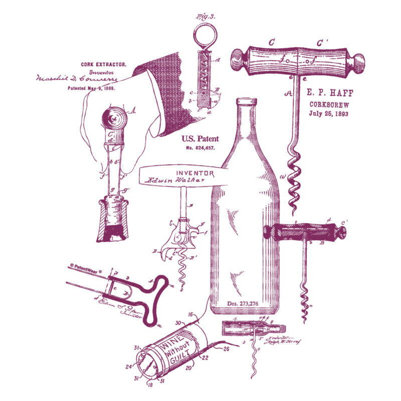 Corkscrew MS-Lineart Design