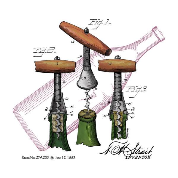 Corkscrew-Strait Design