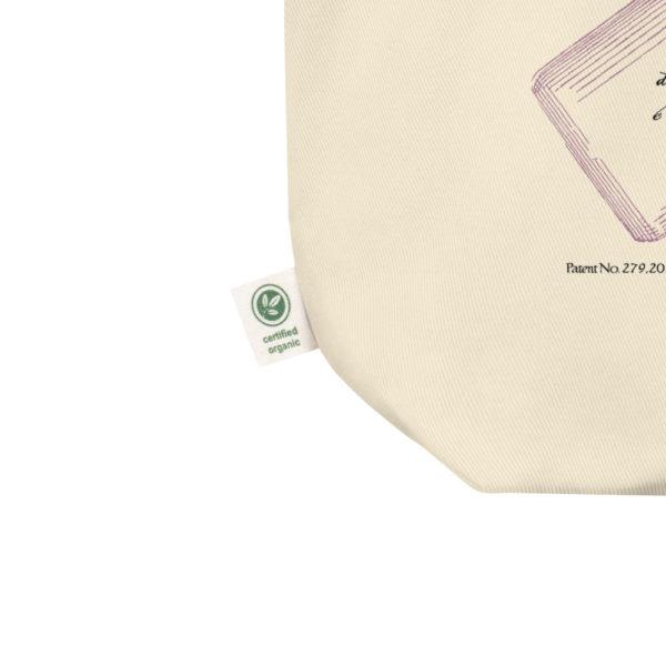 Corkscrew-Strait Tote Bag detail