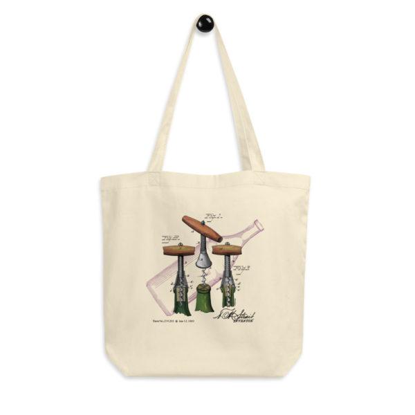 Corkscrew-Strait Tote Bag