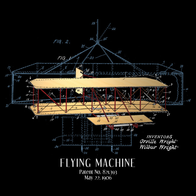 Flying Machine Design on Darks