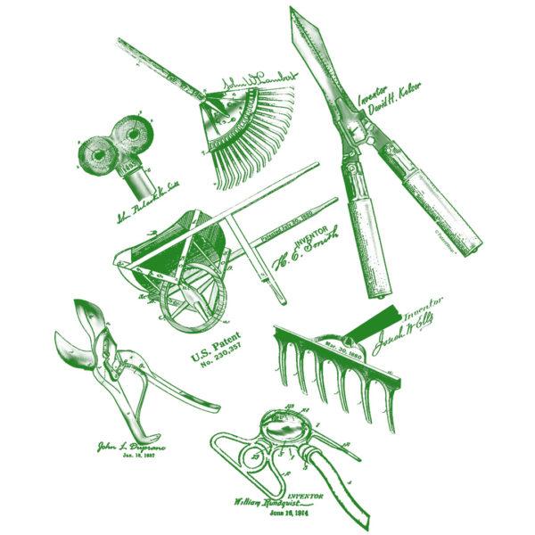 Garden Tools Museum Series