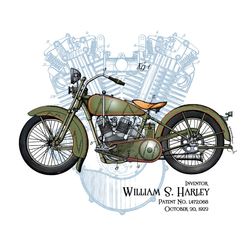 William S. Harley Design