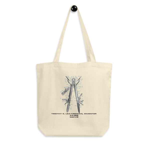 Multi-Tool Tote Bag hanging