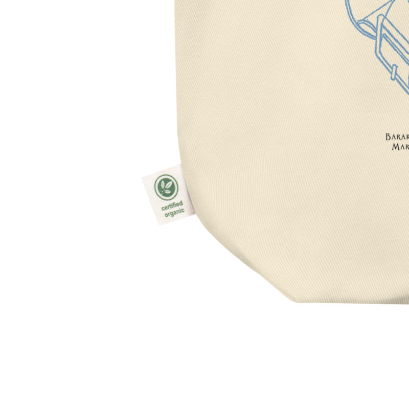 Saddle Tote Bag detail