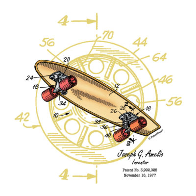 Skateboard-Wheels Design