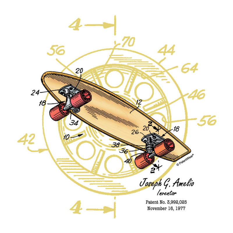 Skateboard-Wheels Design