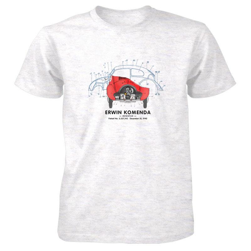 Vee Dub Bug T-Shirt ASH