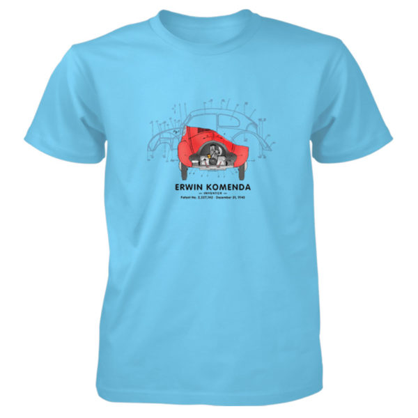 Vee Dub Bug T-Shirt SKY