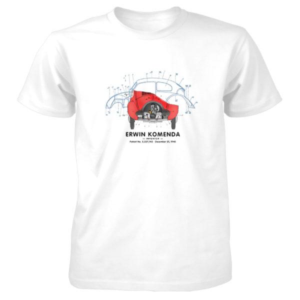 Vee Dub Bug T-Shirt WHITE