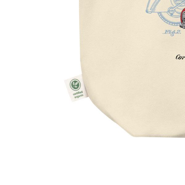 Wasp (Vespa) Tote Bag detail