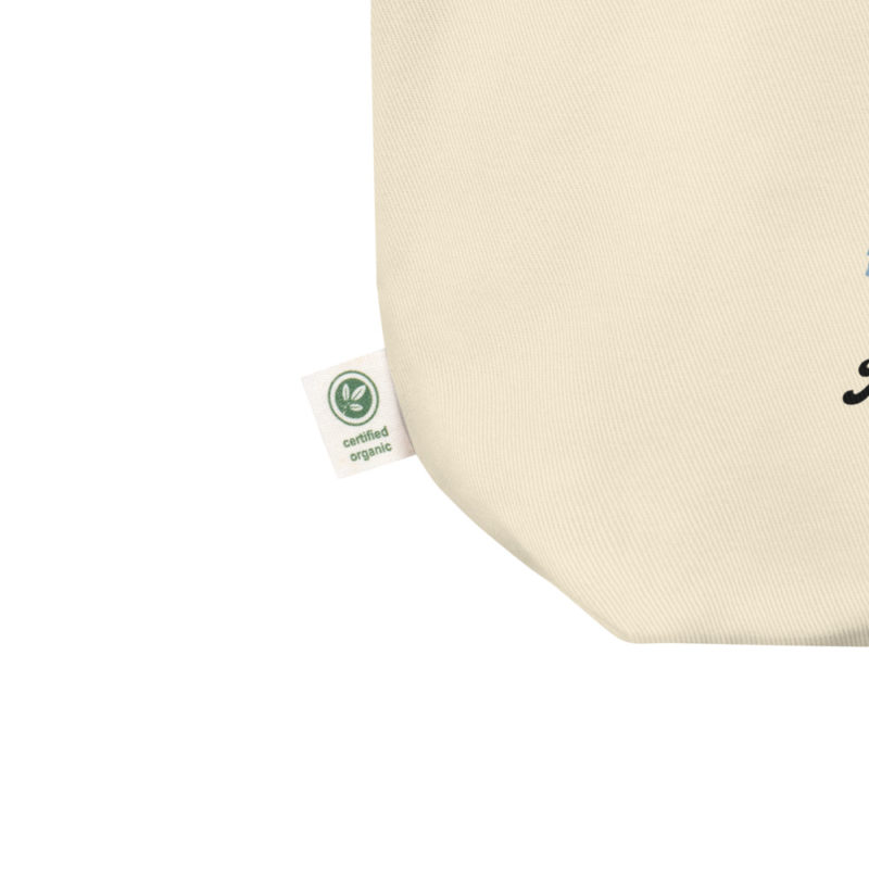 Corkscrew BIG Campy Tote Bag detail